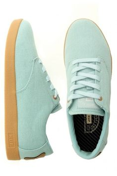 HUF Hufnagel Pro Shoes - Washed Jade  70.00 a7e16ecfa