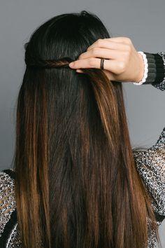 How to do your hair for work: 5 easy DIYs