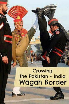 An HONEST account of my journey from Pakistan to India via the Wagah Border Crossing. Pakistan India border crossing is nothing short of. Pakistan Travel, India And Pakistan, India Travel, Best Places To Travel, Cool Places To Visit, Travel Guides, Travel Tips, Travel Stuff, Travel Destinations