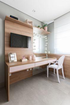 Study Room Decor, Cute Room Decor, Room Ideas Bedroom, Home Decor Bedroom, Tiny Bedroom Design, Small Room Design, Aesthetic Room Decor, Home Office Design, Dream Rooms