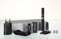2er Set E-Zigarette eCab von Original Joyetech inkl Liquids