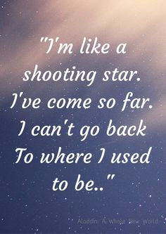 Disney gave us some good quotes. Disney Song Quotes, Disney Songs, Aladdin Quotes, Disney Tattoos Quotes, Disney Theme, Some Good Quotes, Great Quotes, Inspirational Quotes, Motivational Sayings