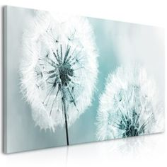 Tableau Fluffy Dandelions 1 Part Gr Artgeist Large Painting, Texture Painting, Graffiti Art, Banksy Canvas, Room Design Bedroom, Acrylic Gel, Make Color, Minimalist Interior, Canvas Art Prints