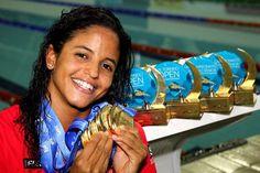 Etiene Medeiros é pega no doping e pode perder Rio-2016