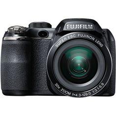 Fujifilm S4500 Compact Digital Camera - http://www.highdefinitiondvdstore.com/digital-slr-camera-discount-closeout-wholesale-sale/fujifilm-s4500-compact-digital-camera-2/