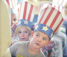 Big Lake students learn importance of military service