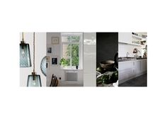 Moodboard for a kitchen
