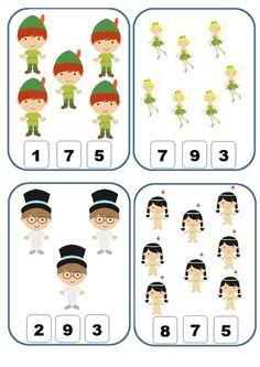 Numeracy Activities, Preschool Learning Activities, Kindergarten Worksheets, Worksheets For Kids, Teaching Math, Book Activities, Toddler Activities, Preschool Activities, Mickey Mouse Crafts