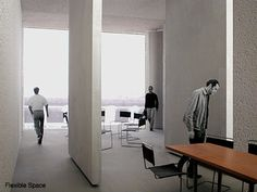 CORNELL SCHOOL OF ARCHITECTURE COMPETITION ENTRY BY PETER ZUMTHOR