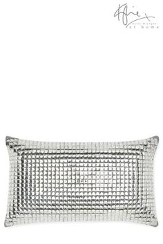 Buy Kylie Square Diamond Cushion from the Next UK online shop Large Cushions, Scatter Cushions, Next Sale, Next Uk, Home Textile, Uk Online, Kylie, Diamond, Bedroom Décor