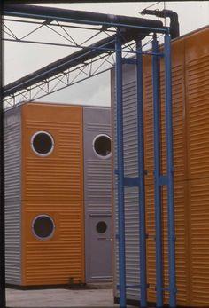 Runcorn Newtown Housing - James Stirling