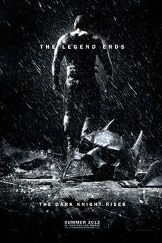The Dark Knight Rises/ So excited for the movie!