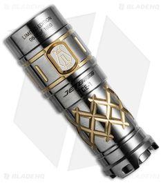 JETBeam TCE-1 Limited Edition Titanium Flashlight Cree XP-L (600 lumens)
