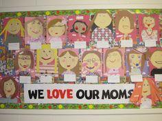 Mother's day art  Jannie Bananie Designs (Etc...)