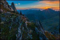 Mountains of the Sky. (Vanatoarea lui Buteanu Peak Arpasu Mic_Fagars mountain) Zsolt Kiss photographer. http://www.amazon.com/-/e/B008KACMBC