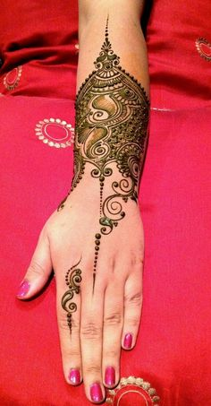 Applying Bridal Mehndi Designs on weddings is a cultural and fashion trend in Asian countries and is very much appreciated especially during the wedding.