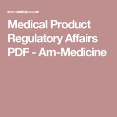 fundamentals of regulatory affairs 10th edition pdf
