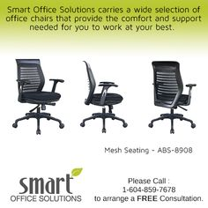 Our extensive inventory includes an abundance of Office Chair styles, features and colors to choose from! Please click on the image to learn more. Paint Upholstery, Smart Office, Panel Systems, Abundance, Chair, Colors, Image, Home Decor, Decoration Home