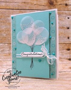 Baby Cards Congratulations by wendy lee, stampin up, handmade, stamping, Baby Card Messages, Baby Cards, Handmade Birthday Cards, Happy Birthday Cards, Box Photo, Karten Diy, Send A Card, Stamping Up Cards, Congratulations Card