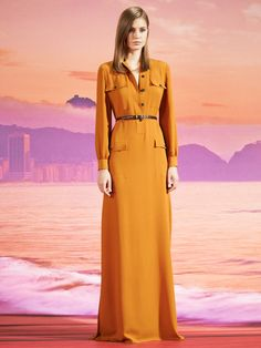 Gucci Resort 2014 - Review - Fashion Week - Runway, Fashion Shows and Collections - Vogue
