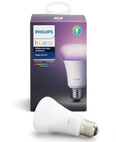 Philips Hue E27 White COLOR Ambiance - Ekstra Pære