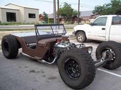 Jeep Rod