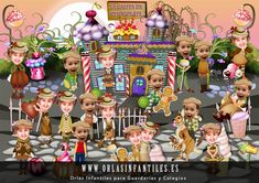 Pin Orlas Infantiles Orla Navidad Nieve Pelautscom On Pinterest