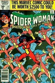 Image result for Spider-Woman
