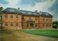 Tredegar House (Welsh: Tŷ Tredegar) is a 17th-century Charles II-era country house mansion in Coedkernew, at the western edge of the city of Newport, Wales.