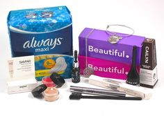 """TomBox - """"time of the month"""" Subscription Box   Get FREE Samples by Mail   Free Stuff"""