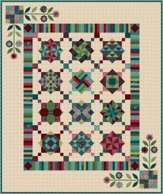 Coming Soon: TWILIGHT with a Twist! | The Marcus Fabrics Blog