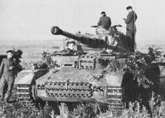 Panzer IV Ausf. F tank