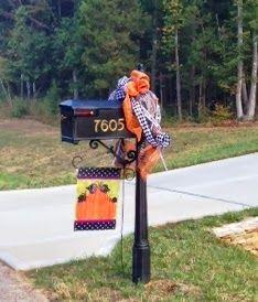 14 Best Halloween Mailbox Decorations Images Holidays Halloween