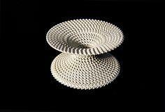 hyperbolic crochet: crochet, architecture, design