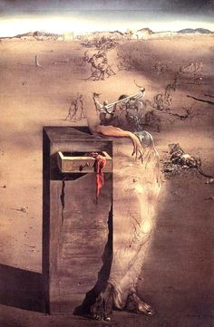 Salvador Dali Giclee Prints -(Spain to Surrealist Architecture) Surrealism-on Museum Quality Paper or Canvas by SILVESTROMEDIA, $9.99