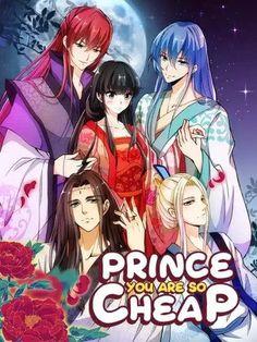 Prince, You're So Cheap! Manga Español, Prince, You're So Cheap! Manhwa Manga, Manga Anime, Top Manga, Jin, Anime Recommendations, Manga Collection, Wild Girl, Romance, Beautiful Fantasy Art