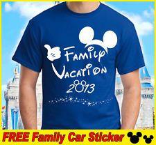 family vacation tshirts   DISNEY FAMILY VACATION T-SHIRTS