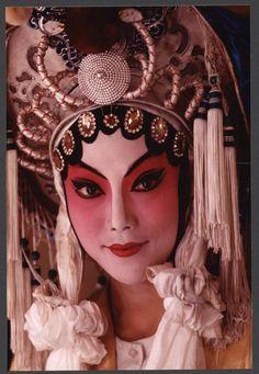 Chinese Opera  The White Snake, 1983  tumblr  oac.cdlib.org