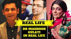 Dr Mashoor Gulati Aka Sunil Grover in Real Life The Kapil Sharma Show