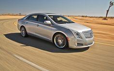 Cadillac XTS4
