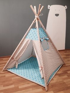 vigvam design Diy Teepee, Kids Teepee Tent, Teepees, Home Organisation, Round House, Slumber Parties, Baby Boy Rooms, Wood Toys, Diy Wood Projects