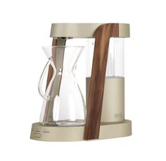 Ratio Eight Coffee Maker – Champagne Nickel – Ratio Coffee
