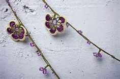 oya crochet | Needle / Crochet / Tatting / Turkish Lace | Pinterest