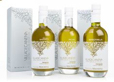 ISABEL CABELLO STUDIO - Extra Virgin Olive Oil Villa de Canena — World Packaging Design Society / 世界包裝設計社會 / Sociedad Mundial de Diseño de Empaques