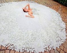 www.weddbook.com everything about wedding ♥ Amazing wedding dress #dress #weddbook #wedding #fashion