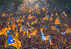 Barcelona braced for protests over jailed Catalan leaders