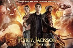 Awesome movie percy jackson sea of monsters