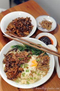 Malaysian Hakka Pan Mee recipe | Travelling Foodies