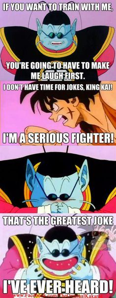 Ok seriously people yamcha is not that weak he just doesn't have the time to train when he's dead!