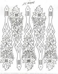 pergamano - Page 6 Parchment Design, Parchment Craft, Dremel Carving, Paper Lace, Doodles Zentangles, Vintage Crafts, Digi Stamps, Scroll Saw, Beaded Flowers